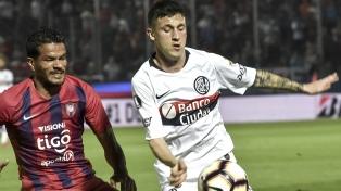 San Lorenzo cayó en Paraguay y fue eliminado
