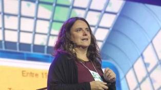 Investigadora de Conicet fue distinguida por la Asociación estadounidense de Meteorología