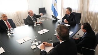 Sica y Ross coincidieron en que Argentina y los EE.UU amplíen la relación comercial y económica
