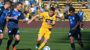 Rosario Central venció a Talleres de Córdoba y es líder de la Superliga