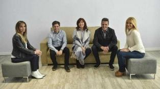 """Cristina Fernández sobre Massa: """"Nos volvimos a juntar"""" pues """"si peleamos nos devoran los de afuera"""""""