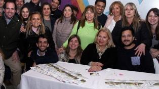 """""""Vamos a ganar pero tendremos que cambiar muchas cosas"""", advirtió Elisa Carrió"""