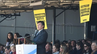 """Greenpeace asegura que """"nunca estuvo en riesgo la seguridad del Presidente"""""""