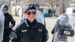 Designan a una mujer a cargo de la Guardia de Infantería de la Policía de Seguridad Aeroportuaria