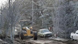El servicio eléctrico en Villa La Angostura se restableció completamente