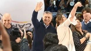 """Macri llamó a """"convencer"""" a los """"enojados"""" y dijo que """"los cambios de raíz llevan tiempo"""""""