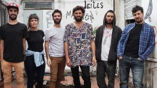 Jeites despide la gira Fisurar con tres nuevos sencillos en Colegiales