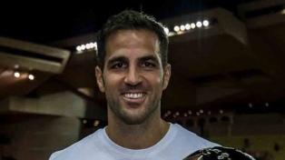 """Fábregas: """"Sería un placer jugar en Argentina"""""""