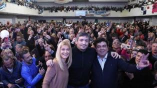 """Máximo Kirchner: """"Este domingo es el primer mojón para construir una Argentina más justa"""""""