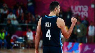 Scola es segundo goleador histórico y pasa los 2.600 puntos con la camiseta argentina