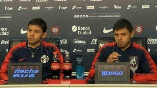 """Los hermanos Romero: """"Queremos devolver la confianza en la cancha"""""""