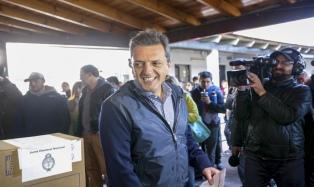 """Massa: """"Macri es responsable de la destrucción de la clase media y jubilados"""""""