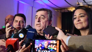 """Negri dijo que los datos posicionan como """"competitivo"""" a Juntos por el Cambio para octubre"""