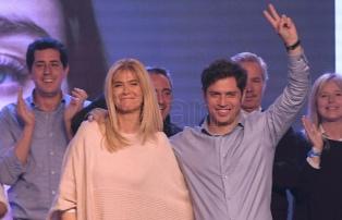 Kicillof y Magario inauguran foro sobre políticas públicas en Quilmes