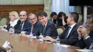 El Senado italiano definirá mañana cuando vota la destitución del premier Conte para ir a elecciones