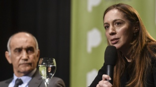 """Vidal: """"La gobernabilidad es responsabilidad de quienes gobernamos y de todas las fuerzas políticas"""""""