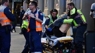 Una mujer muerta y otra herida en un ataque con cuchillo