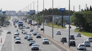 Con inversión de $ 427 millones iniciarán los trabajos en la Autopista La Plata-Buenos Aires