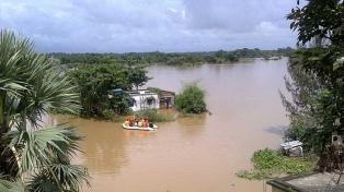Ascienden a 156 los muertos y calculan más de un millón de evacuados por lluvias