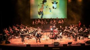 Power Up: música de videojuegos, animés y cine en clave de big band
