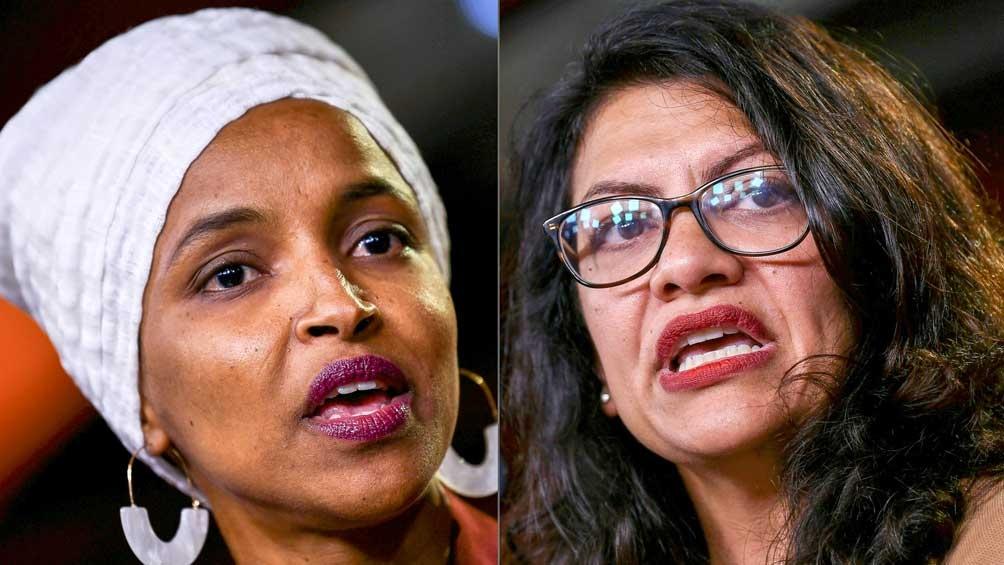 A pedido de Trump, Israel no permitió en un principio el ingreso de las legisladoras Ilhan Omar y Rashida Tlaib.