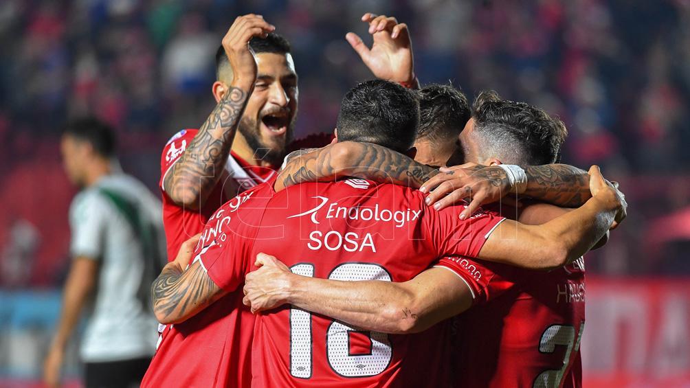 Argentinos Juniors recibe a Central Córdoba de Santiago del Estero