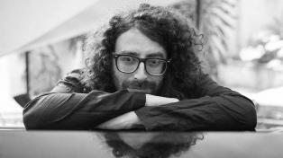 """El piano de Mocata y el violín de Bertero se encuentran """"Cruzando aguas"""" en la Usina"""