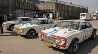 """Más de 500 Torino celebraron en Alta Gracia el 50º aniversario de las """"84 horas de Nürburgring"""""""
