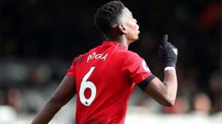 Pogba recibe insultos racistas por el penal que erró ante el Wolverhamtpon