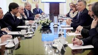 Macri analizó con el gabinete la marcha de la economía y la estrategia electoral