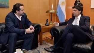 """Marco Lavagna: """"Lacunza es consciente de que la situación es delicada"""""""