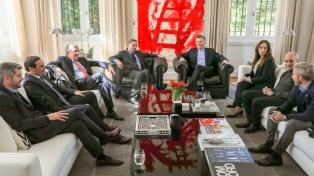Macri compartió un almuerzo con gobernadores y referentes del oficialismo