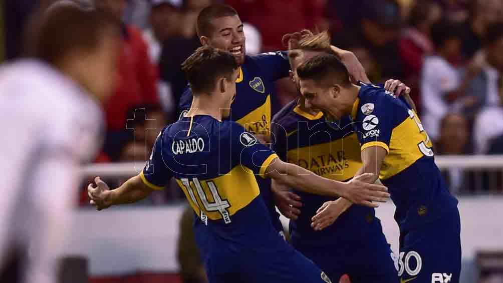 Boca busca las semifinales ante Liga de Quito