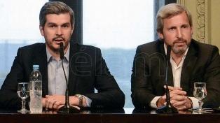La reunión de Peña y Frigerio con la UCR sirvió para coordinar la campaña electoral