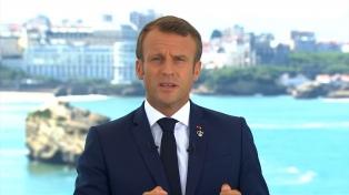 Las críticas de Macron sacuden a la OTAN antes de su cumbre en Londres