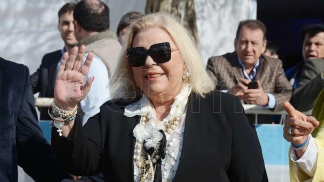 """""""Carrió nunca tuvo despacho"""", revela Sued."""