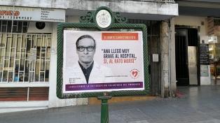 Médicos lanzaron una campaña pidiendo la legalización del aborto