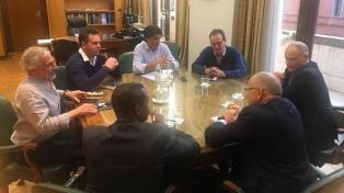 Lacunza aseguró que se cumplió el acuerdo con el FMI y enviarán el desembolso previsto