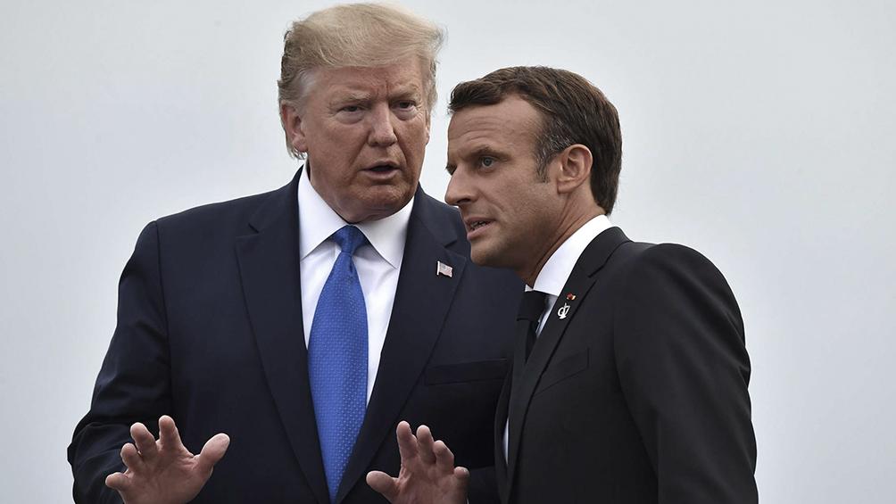 Francia responderá