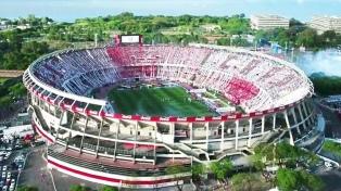 River pone a la venta online entradas para el superclásico