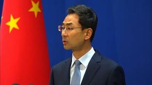 China lamenta sanciones de EE.UU. por transportar crudo iraní