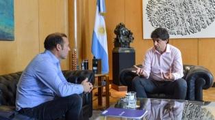Omar Gutiérrez afirmó que se van a corregir efectos del congelamiento de hidrocarburos
