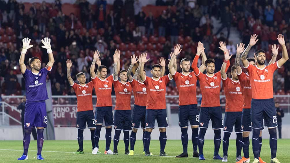 Independiente visita al alicaído Atlético Tucumán