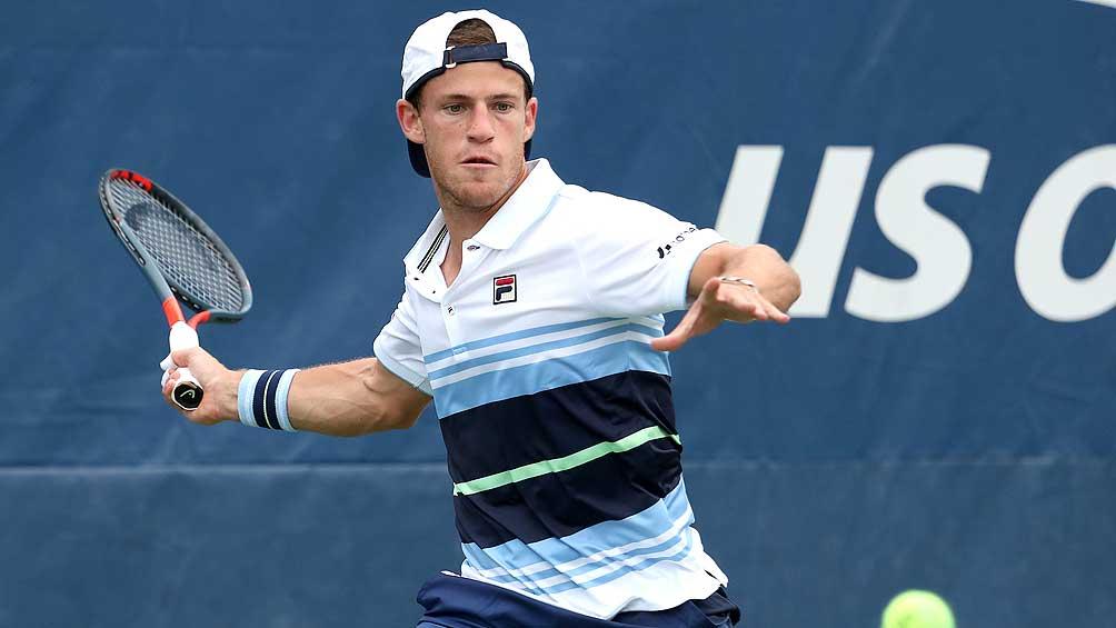 Schwartzman cayó en su debut en el Masters 1000 parisino