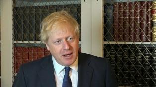 Johnson y la UE consensuan un segundo acuerdo, pero sin mayoría en Londres
