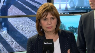 """Narcotráfico: Bullrich presenta en Mar del Plata el megaoperativo """"Papa Lavada"""""""