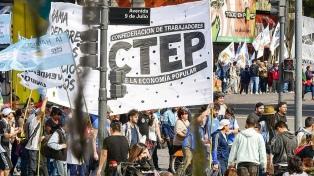 Organizaciones sociales protestaron contra el FMI y pidieron investigar la deuda