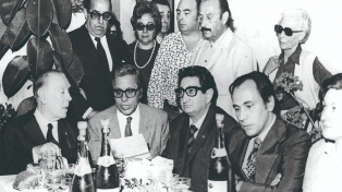 Inauguran una muestra homenaje a Francisco Gil, el librero de Borges