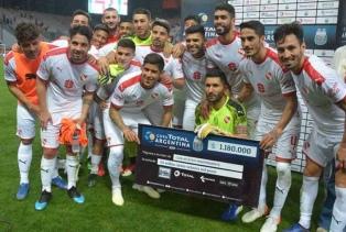 Independiente venció con lo justo a Patronato en San Luis