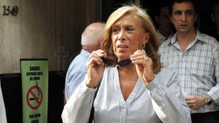 "Amelita Baltar se recupera tras sufrir un ""trastorno neurológico"""